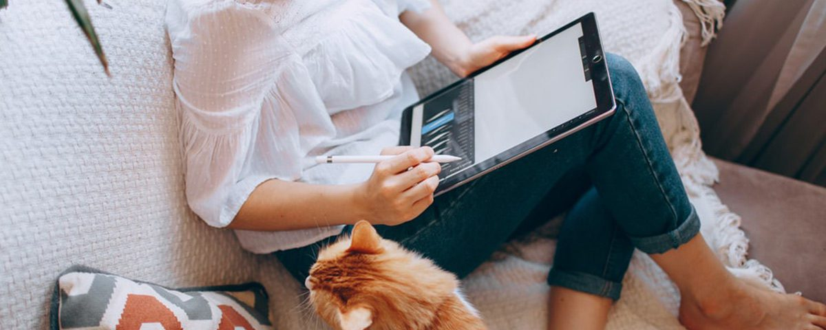 The work-from-anywhere trend is here to stay, to the benefit of big tech. Picture: Helena Lopes/Unsplash